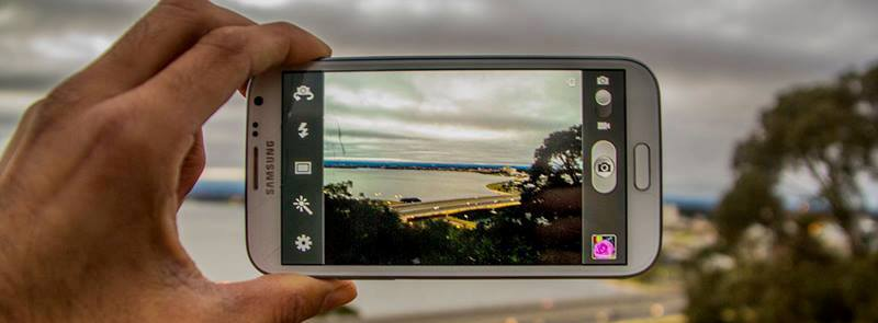Smartphone for photography